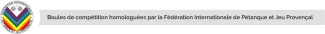 Federation international de petanque et jeu provencal